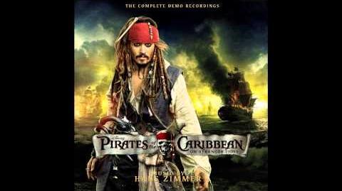 Pirates Of The Caribbean 4 (Complete Score) - Spanish Ignore Barbossa