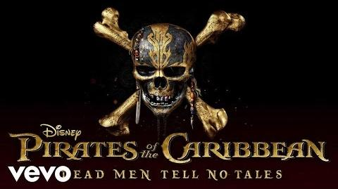 Audio Only My Name Is Barbossa