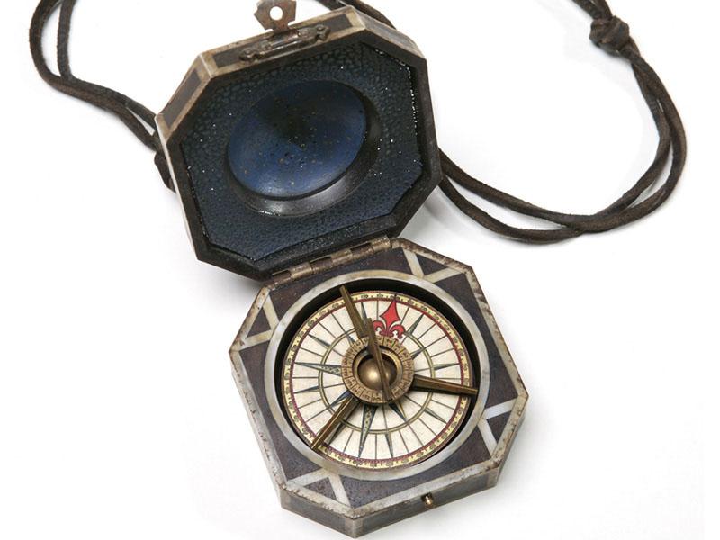 Jack Sparrows Kompass