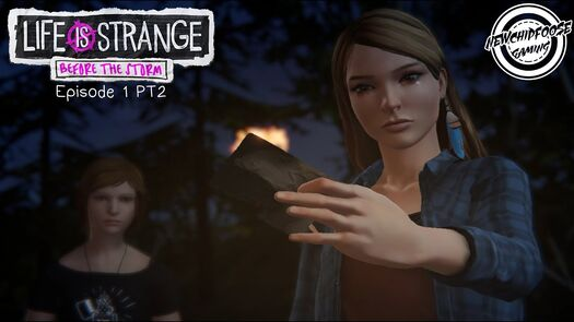 Rachel tells us the truth - Life is strange before the storm EP1 PT2