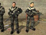 Second F.E.A.R. team