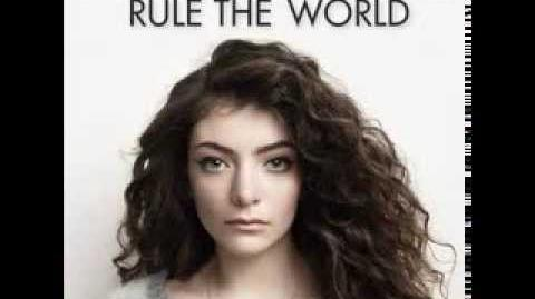 LORDE - Everybody Wants To Rule The World-1