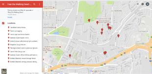 FTWD-map