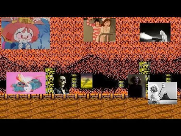 Woodman Stage Music (YTPMV Remix)