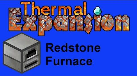 Redstone Furnace Tutorial Thermal Expansion