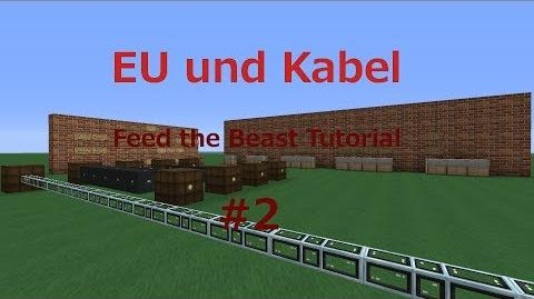 EU und Kabel Feed the Beast Ultimate Tutorial 2 (Minecraft) Deutsch HD-0