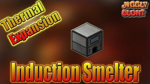 Induction Smelter (Thermal Expansion) - Minecraft Mod Tutorial