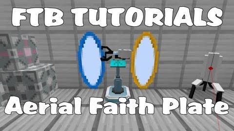 Aerial Faith Plate
