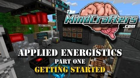 Tutorial - Applied Energistics - Part 1 - Getting Started