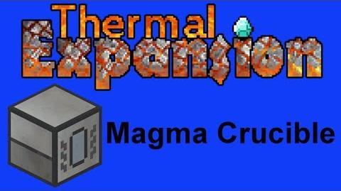 Magma Crucible Tutorial Thermal Expansion