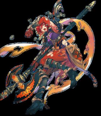 Minerva Red Dragoon Resplendent BtlFace D.webp