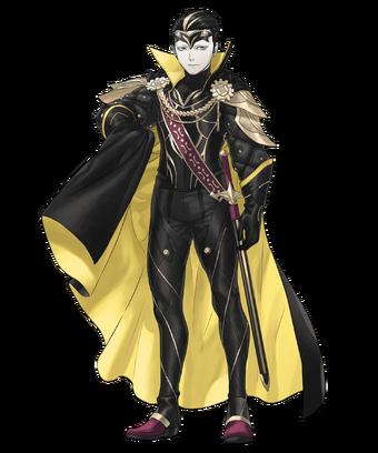 Fafnir King of Desolation Face.webp