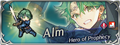 Hero banner Alm Hero of Prophecy.png