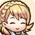 News emote Sharena happy.png