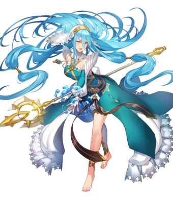 Azura Lady of the Lake Resplendent BtlFace.webp