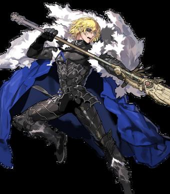 Dimitri Savior King BtlFace.webp