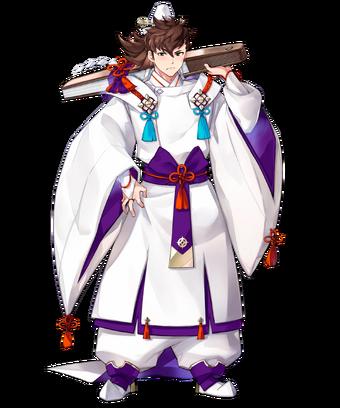 Hinata Samurai Groom Face.webp