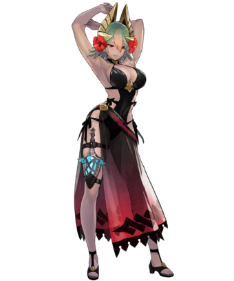 Laegjarn Burning Sun Face.webp
