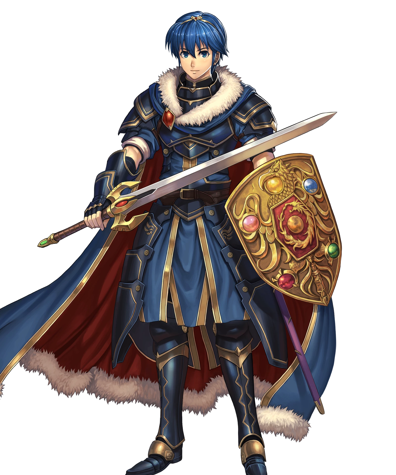 Marth Hero King Fire Emblem Heroes Wiki