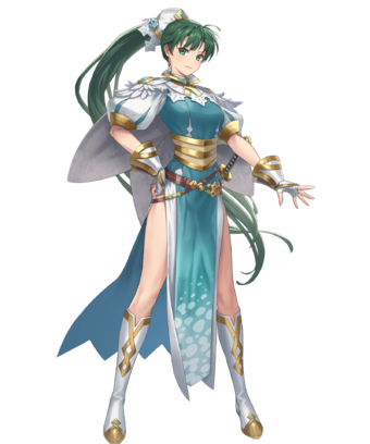 Lyn Lady of the Plains Resplendent Face.webp