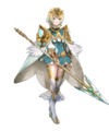 Fjorm Princess of Ice Face Anger.webp