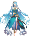 Azura Lady of the Lake Resplendent Face.webp