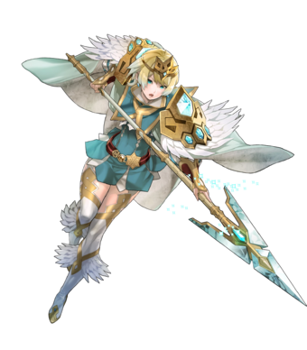 Fjorm Princess of Ice BtlFace.webp