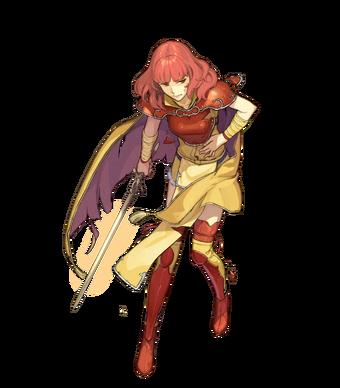 Celica Warrior Priestess BtlFace D.webp