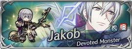Hero banner Jakob Devoted Monster.png