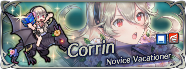 Hero banner Corrin Novice Vacationer.png