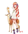 Genny Dressed with Care Face.webp