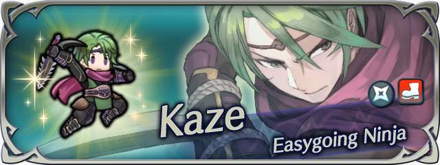 Hero banner Kaze Easygoing Ninja.png
