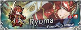Hero banner Ryoma Peerless Samurai.png