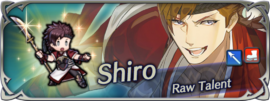 Hero banner Shiro Raw Talent.png