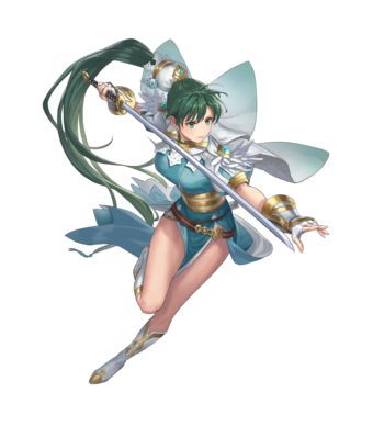 Lyn Lady of the Plains Resplendent BtlFace.webp