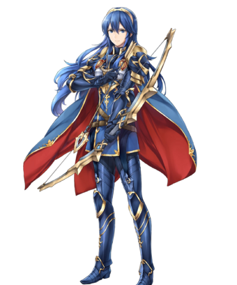 Lucina Glorious Archer Face.webp