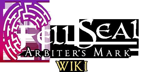 Fell Seal: Arbiter's Mark Wiki