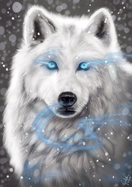 Love winter bites wolves All Natural