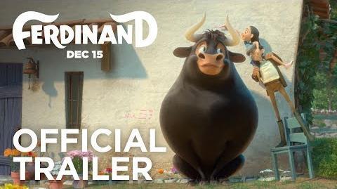 Ferdinand Official Trailer HD 20th Century FOX