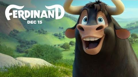 """Ferdinand """"The Beloved Classic Comes to Life"""" TV Commercial 20th Century FOX"""