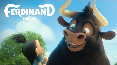 "Ferdinand ""The World's Biggest Pet"" TV Commercial 20th Century FOX"