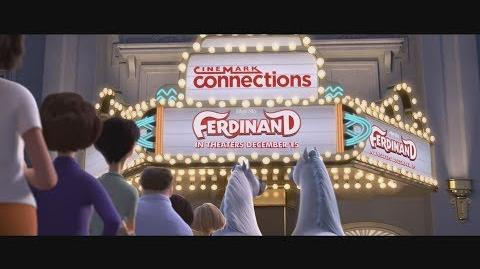 Barrel into Cinemark Connections with Ferdinand!