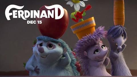 "Ferdinand ""You Seem Fun"" TV Commercial 20th Century FOX"
