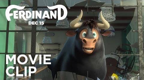 "Ferdinand ""Bull in a China Shop"" Clip 20th Century FOX"