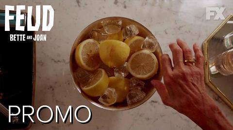 Lemon Makeup FEUD Bette and Joan Season 1 Promo FX