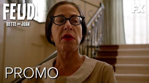 Faster FEUD Bette and Joan Season 1 Promo FX