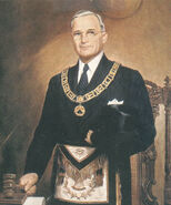 6 flow. Harry truman freemason