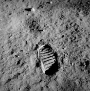5 Beacon. First step moon