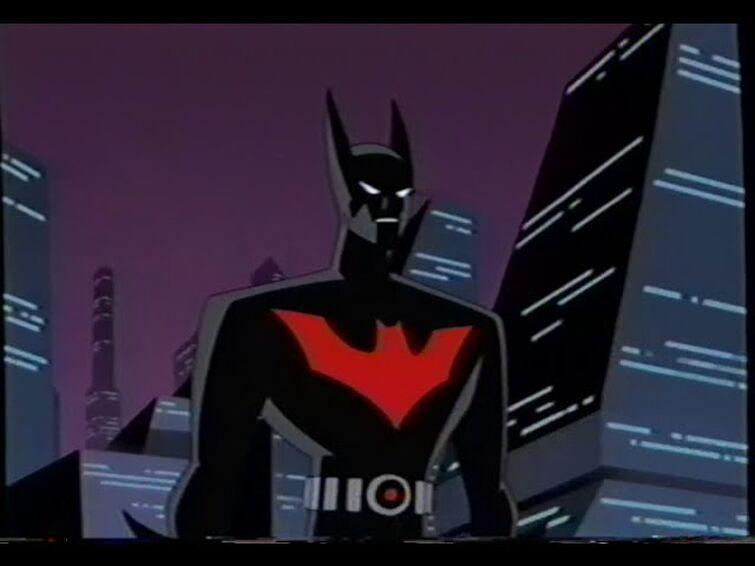 Batman Beyond - Return of the Joker (2000) Teaser 2 (VHS Capture)