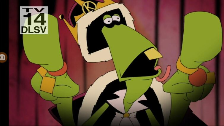Black dynamite kills That Frog kurits
